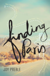 Book launch: FindingParis cover