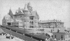 Nob Hill mansion