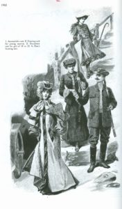 sporting fashion 1903