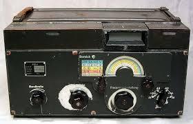 war time radio