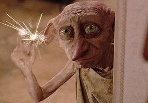 magical Dobby-the-House-Elf