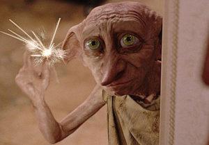 magical Dobby-the-House-Elf