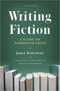 image of Burroway's Writing Fiction craft book